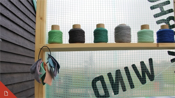 Knit Like the Wind: Merel Karhof